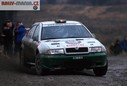 Škoda WRC - 55th Network Q Rally of Great Britain 1999