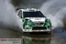 M. Wilson - M. Orr, Ford Focus RS WRC06