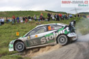 M. Wilson - M. Orr, Ford Focus RS WRC