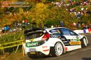 Ostberg - Andersson (Ford Fiesta RS WRC)