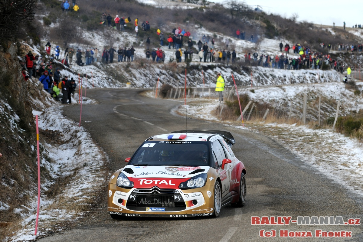 wrc 2013 rallye de monte carlo page 8. Black Bedroom Furniture Sets. Home Design Ideas