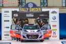 Rally Sweden 2015