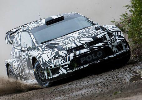 Volkwagen stále pracuje na tom, aby se Polo WRC 2017 objevilo vMS ještě letos